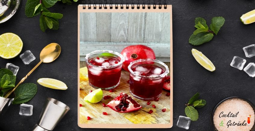 Pomegranate Margarita-3