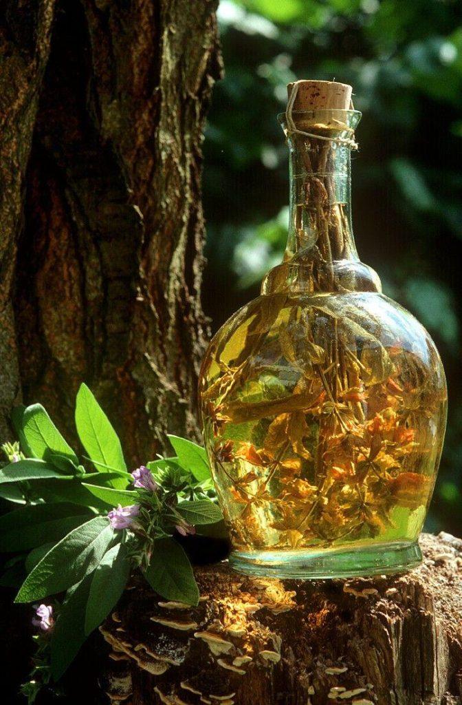 Sage Liqueur