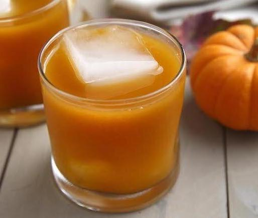 Spiced Whisky Pumpkin Pie