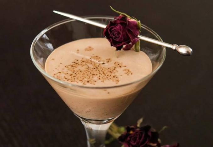 Spicy Mexican Chocolate Liqueur