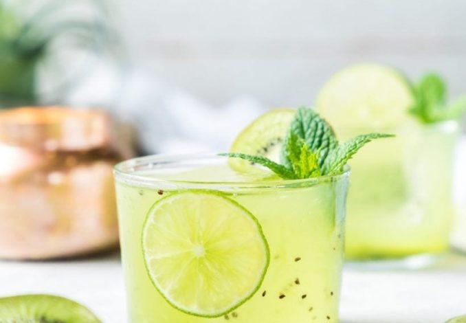 Tequila-Kiwi-Cocktail