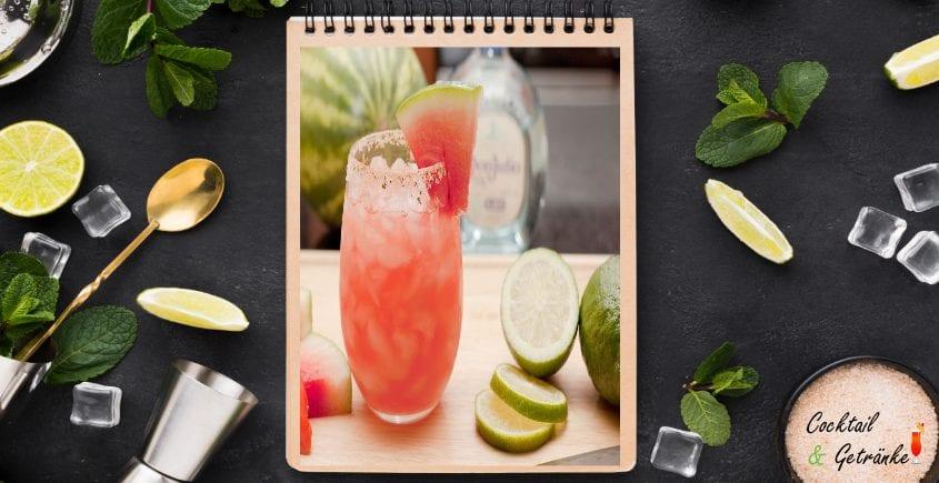 Watermelon Habanero Margarita