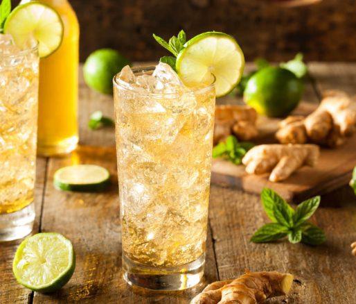 Ginger Ale Cocktail