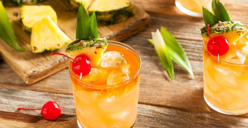 Mai Tai Cocktail
