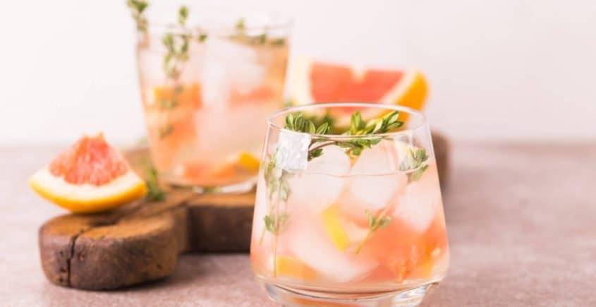 Bitter Lemon Cocktail